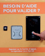 Besoin d'aide pour valider ?