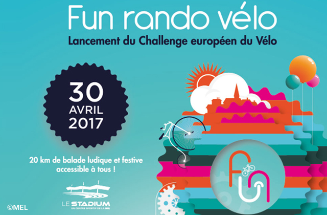 Save the date : la fun rando vélo