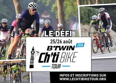 Le B'twin Ch'ti Bike Tour 2018