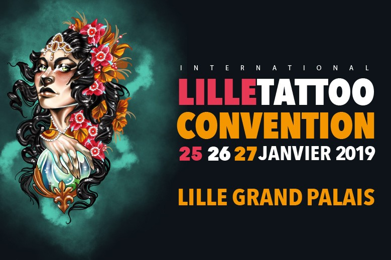 Salons lille grand palais, salons lille , lille tatoo convention, tourissima lille 2019, salon de l'étudiant lille.