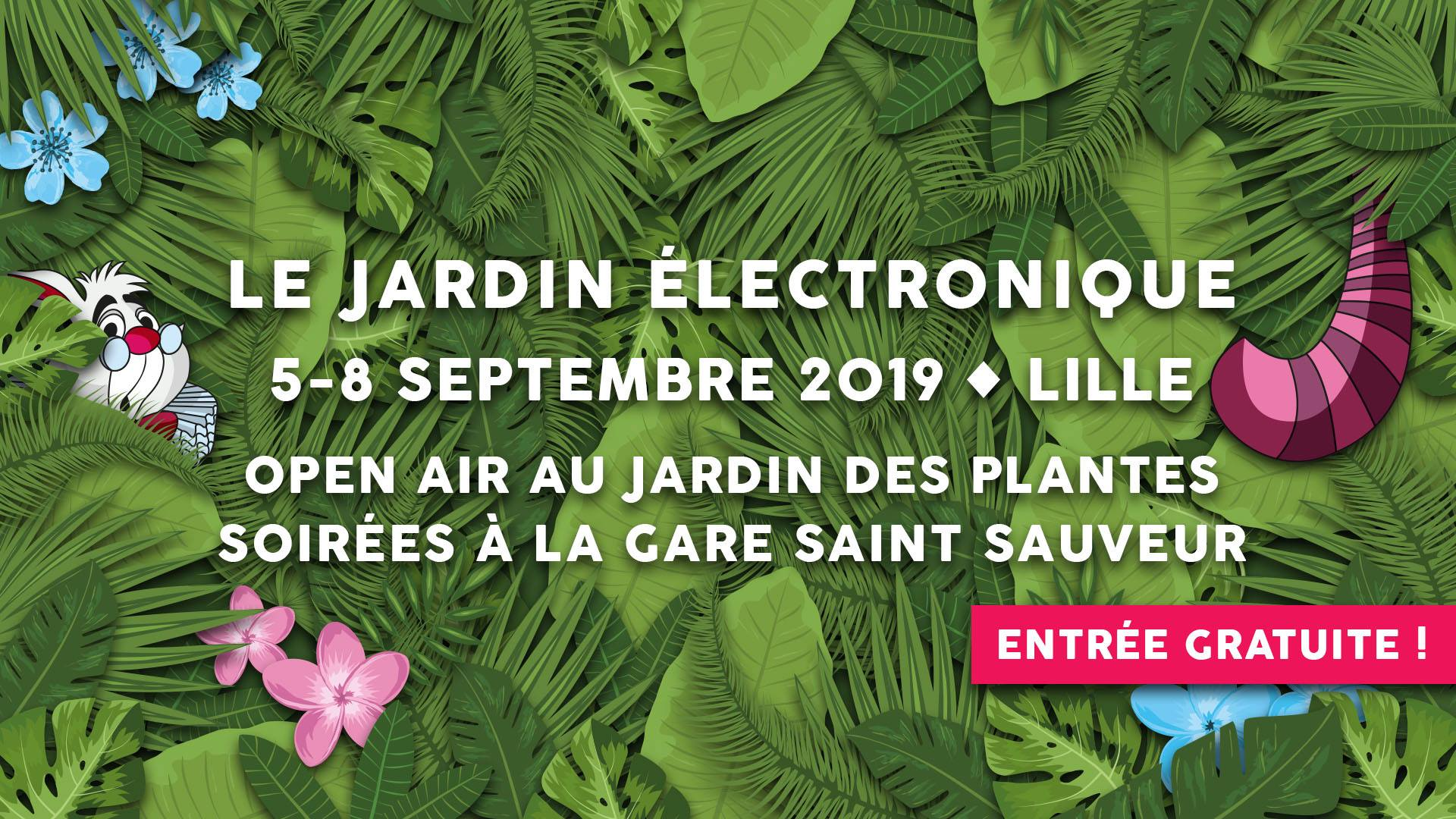 Lille: Que faire le weekend du 6, 7 et 8 septembre